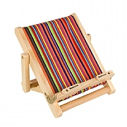 Deck Chair Book Stand - Great for iPads, eBook Readers & Books!