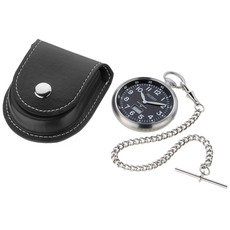 Jean Pierre 'Aviator' Radio-controlled Pocket Watch
