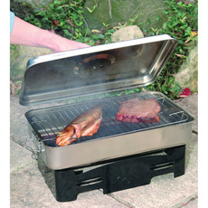 Portable Food Smoker -