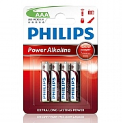 Philips Batteries - 4xAAA