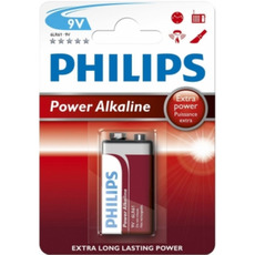 Philips Batteries - 1xPP3