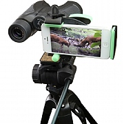Smartphone Photography through a Telescope, a Microscope or Anything in Between