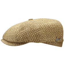 Comfortable and Stylish Stetson Seagrass Hatteras Toyo Cap