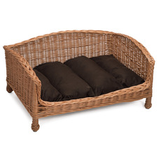 Wicker Sofa Beds for Dogs