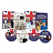 Queen's 90th Birthday DVD Box Set - Rare Footage Tells Some Fascinating Stories