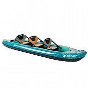 An Easy Way to Get About (on the water!) with our Kayak, Paddle & Pump Set