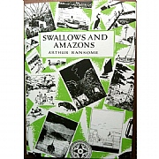 Arthur Ransome's Swallows & Amazons Books - Absolute Classics