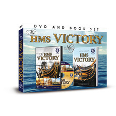 HMS Victory Story DVD & Book - An Extraordinary Story, Superbly Told