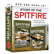 Story of the Spitfire DVD/Book Set