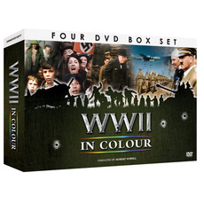 WWII in Colour DVD Set