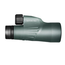 Nature Trek Monocular 10x50 - Ready-For-Action Fast-Focus Monocular