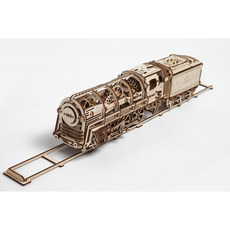 Build Your Own Locomotive