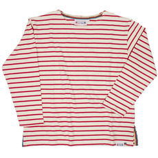 Breton T-Shirts with Three-quarter-length Sleeves