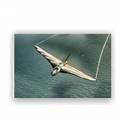 Vulcan Turning on The Power Canvas Print