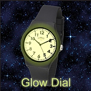 Limit Men's Glow-Dial Watch