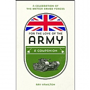 For the Love of the Army Book