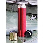 Shotgun Shell Flask, 1 litre