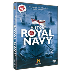 Royal Navy 3-DVD Boxed Set - 500 Years of the Royal Navy