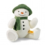 Steiff Cuddly Snowman - Not Just for Grown-Ups!