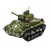 Sherman Tank Construction Kit