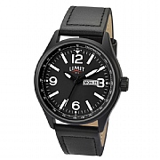 Limit Men's Pilot-style Watch