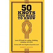 50 Knots You Need to Know Book