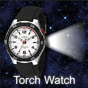 Limit Men's Torch Sports Watch