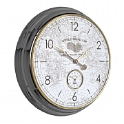 Campbell World Traveller Clock