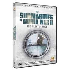 The Submarines of World War II - The Silent Service