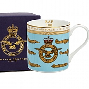 RAF 100 Mug with Presentation Box