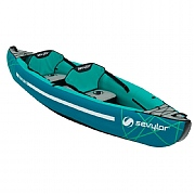 Waterton Inflatable Kayak - Upgraded Accessories