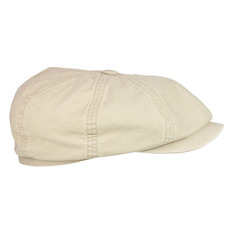 Stetson's Organic Cotton Cap with Sun Protection Factor up to 40