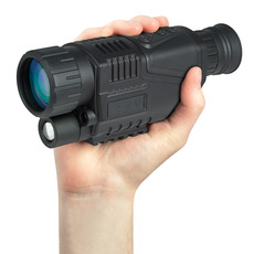 Night Vision Scope with Image Capture - See, Take Photos and Record Videos in Total Darkness