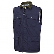 Lightly Padded Water-repellent Gilet