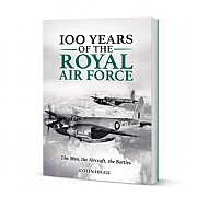 100 Years of the Royal Air Force Book
