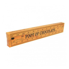 A Foot of Chocolate
