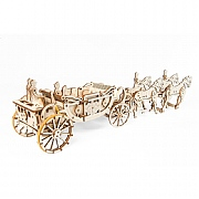 Royal Wedding Commemorative Carriage Kit