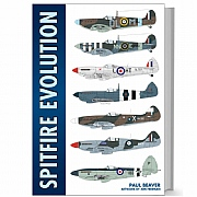 Spitfire Evolution Book, by Paul Beaver