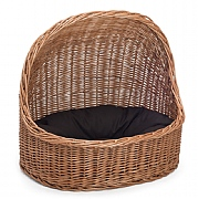 Wicker Pet House