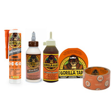 Gorilla Glue & Tape Pack