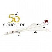 British Airways Concorde G-BOAC (speedmarque) Model