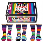 Men's 'Sock Exchange Weekend' Boxed Socks
