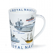 Dunoon Armed Forces Royal Navy Mug