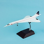 British Airways Concorde G-BOAA (Landor) Model
