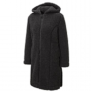 Chunky Woollen Long Jacket