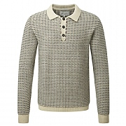 100% Merino Wool Inside-Out Sweater - Smart yet Casual