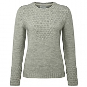 Ladies' Crew Neck Belton Jumper