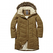 Craghoppers Waterproof Delta Jacket with Removable Faux Fur Hood Trim