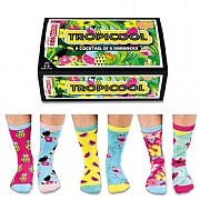 Ladies' 'Tropicool' Boxed Socks