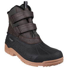 Waterproof Half & Half Boot - Half Welly, Half Padded Boot